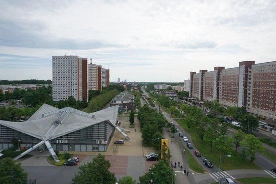 Gästehaus Rostock: Blick Richtung Schifffahrtsmuseum