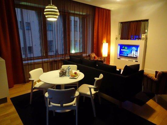 Radisson Blu Plaza Hotel, Helsinki: Executive Suite #353