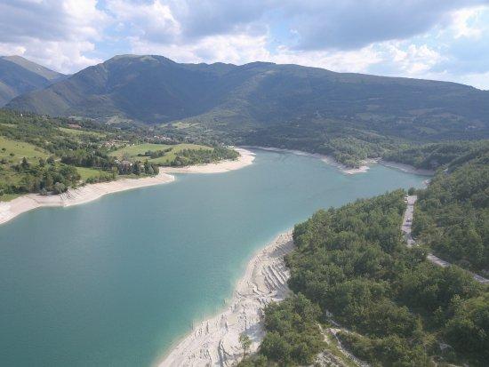 lago dal drone - フィアストラ...