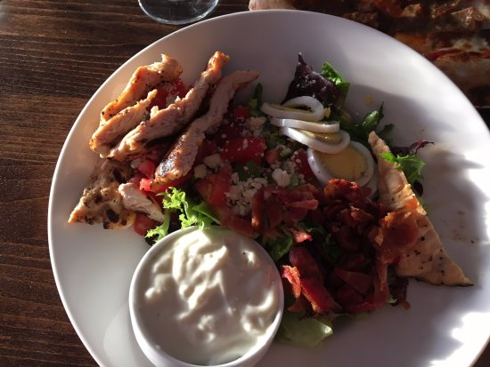 Pittsfield, MA: Cobb salad