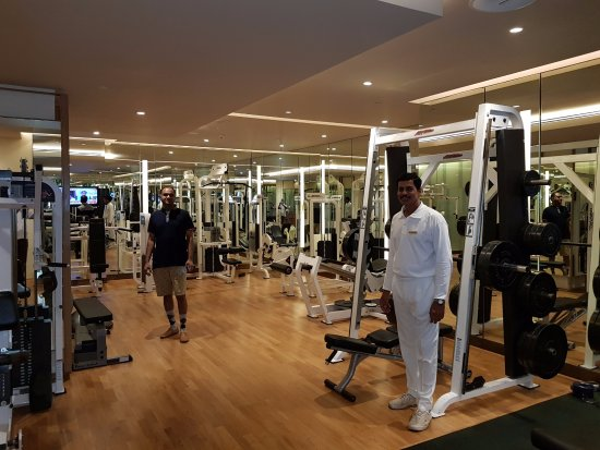 The gym picture of trident nariman point mumbai