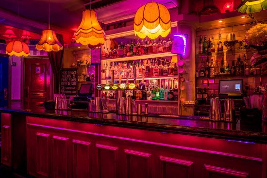 Simmons Bar | Soho