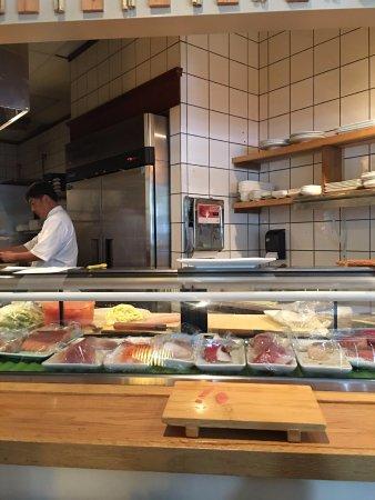 Aliso Viejo, CA: Sushi Bar