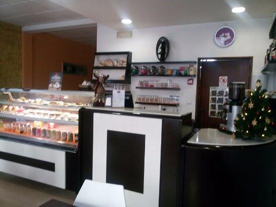 Ourem, Portugal: Cafézinho Quente e Bons bolos todos os dias