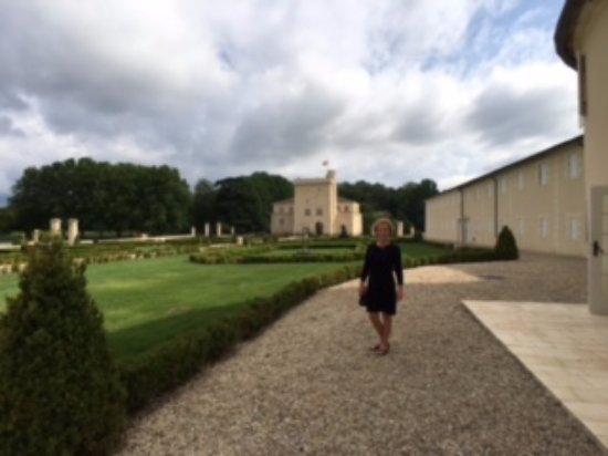 Visite gastronomique : we stated at the castle