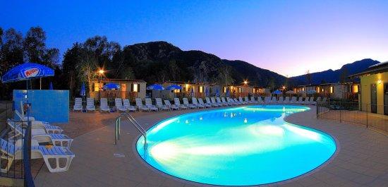 Residence Conca d'Oro: Residence con piscina
