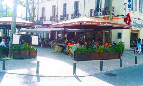Brasserie le longchamp salon de provence restaurant avis