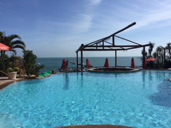 Hotel Ville La Plage: Clube de Praia la Plage, é o acesso do hotel à praia