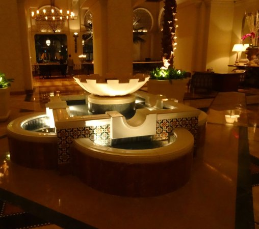The Palace at One&Only Royal Mirage Dubai: one of the lounges
