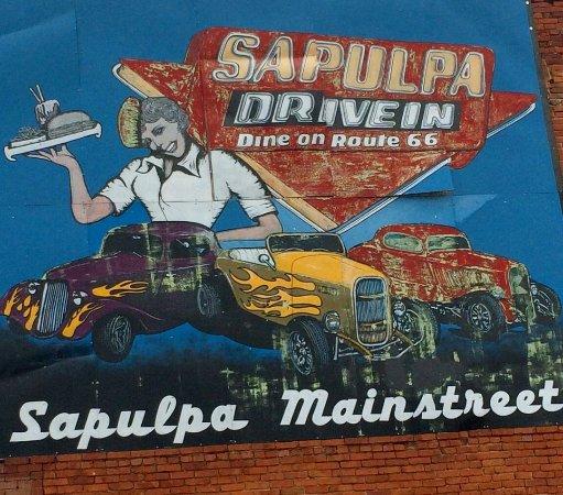 Sapulpa, OK: Heart of Route 66 Auto Museum