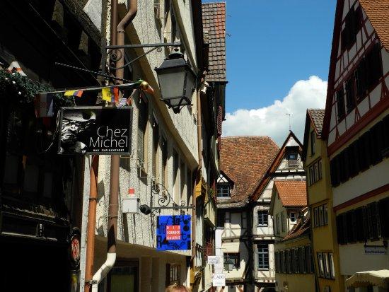 Tubinga, Alemania: Blick zum Stadtmuseum