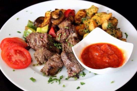 Super leckere und feine libanesische Kochkunst hat uns in Prüm überrascht!!