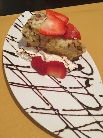 Broussard, LA: Fried cheesecake