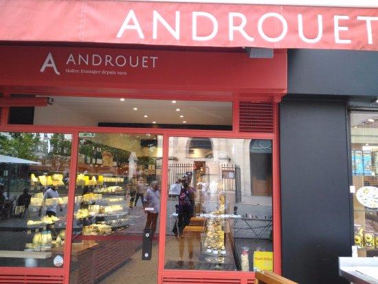 Restaurant Androuet Paris