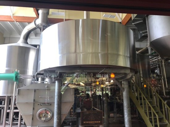 New Belgium Brewing: beer
