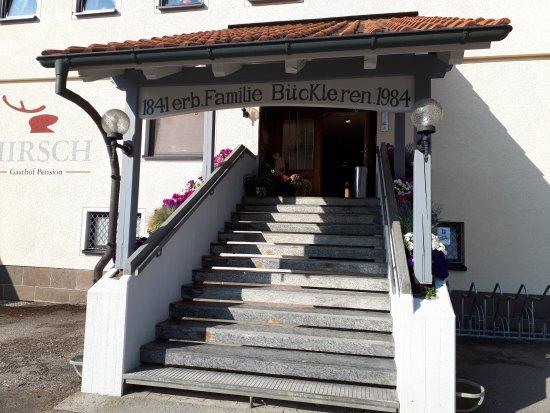 Gomadingen, Niemcy: La même famille depuis 1841