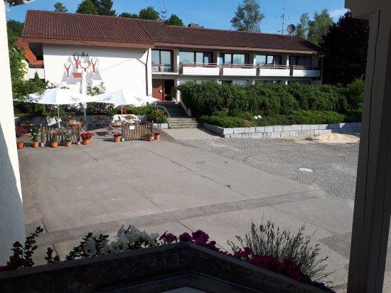 Gomadingen, Alemanha: L'aile des chambres