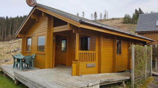 Cill-Mhoire Lodges : Willow Lodge