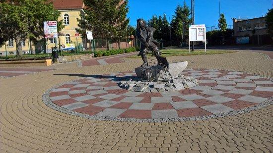 Jaroslawiec, Poland: Rybak