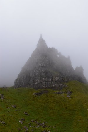 The Old Man of Storr : Rock formation