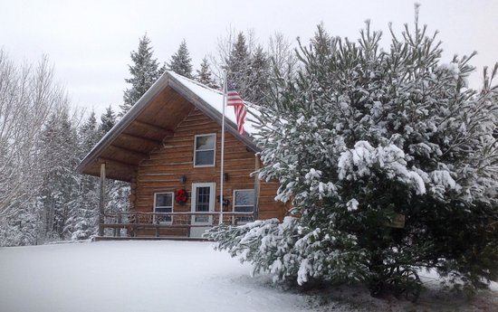 Presque Isle, ME: Year round lodging.