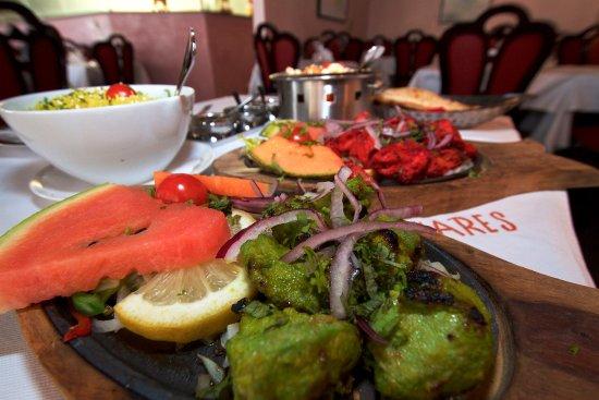 Benares Indisk Restaurant: Great dinning experience