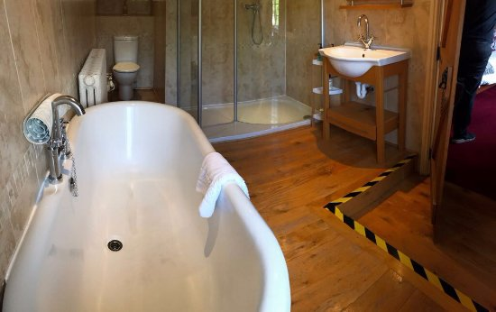 Churston Ferrers, UK: Henry VIII Bathroom