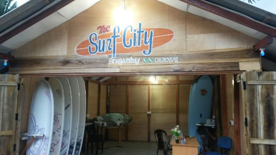 The Surf City