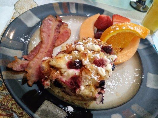 Harvest House Bed and Breakfast: Frühstück