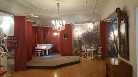 Wsola, Pologne: Sala dwudziestolecia, parter