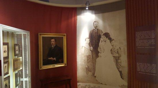 Wsola, Polen: Rodzinne portrety - sala dwudziestolecia
