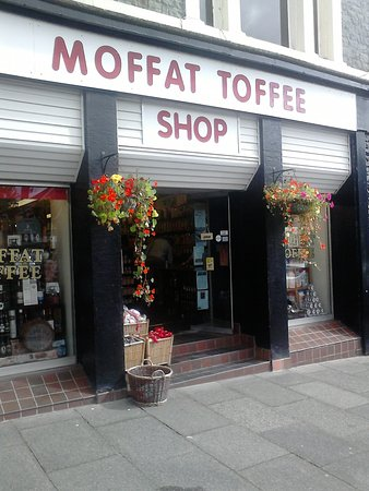 The Moffat Toffee Shop