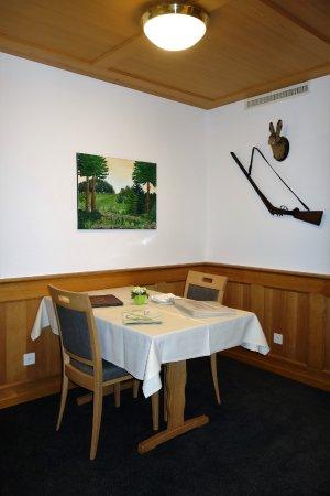 Melchnau, Switzerland: Jägerstube