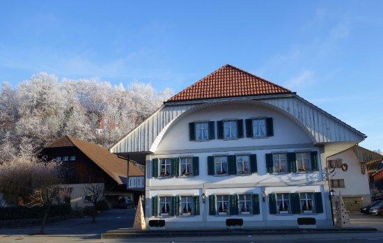 Melchnau, Switzerland: Aussenansicht