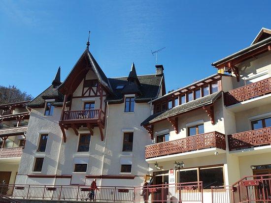 Hotel les Châlets : 20170226_094913_large.jpg