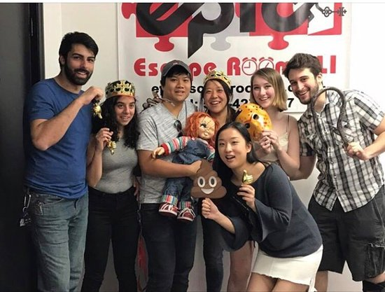 Epic Escape Rooms LI