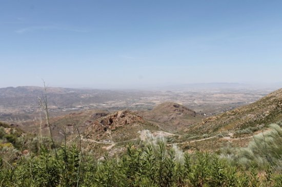 Turre, Espagne : Views from on high