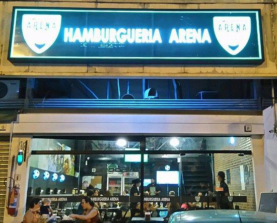 Adesivo De Parede Arvore Mercado Livre ~ O ambiente temático mais aconchegante da Zona Norte Picture of Hamburgueria Arena, Rio de