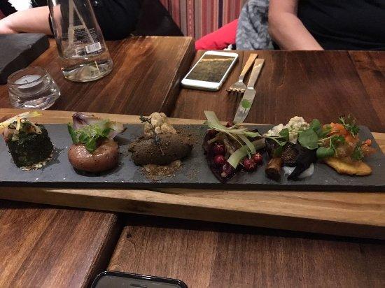 Peumayen Ancestral Food: menu degustação
