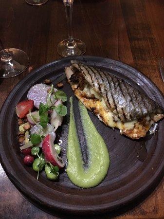 Peumayen Ancestral Food: prato principal