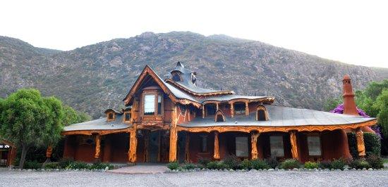 Casa Bosque: Nuestra Fachada