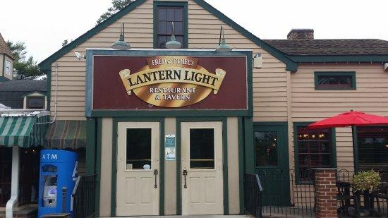 Fred & Ethel's Lantern Light Photo