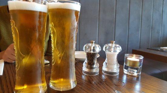 Portmarnock, Ireland: Beer