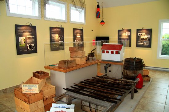 Cap-Pelé, Canada: The Smokehouse Museum