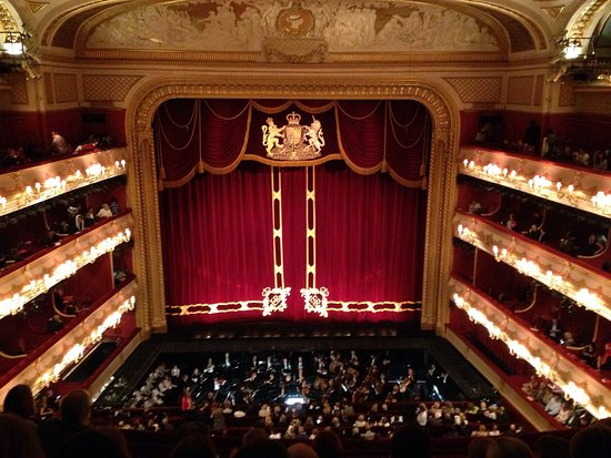 Photo of Performing Arts Venue Royal Opera House at Covent Garden, London WC2E9DD, United Kingdom