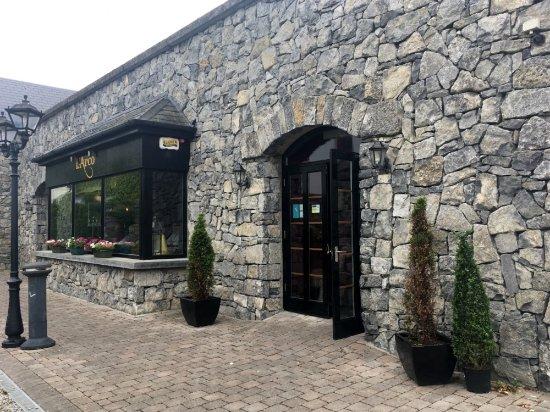 L'Arco Italian Restaurant: restaurant entree