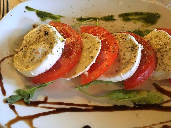 L'Arco Italian Restaurant: Caprese