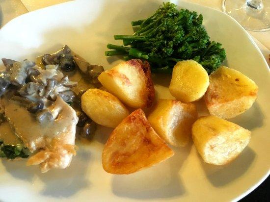 L'Arco Italian Restaurant: visgerecht