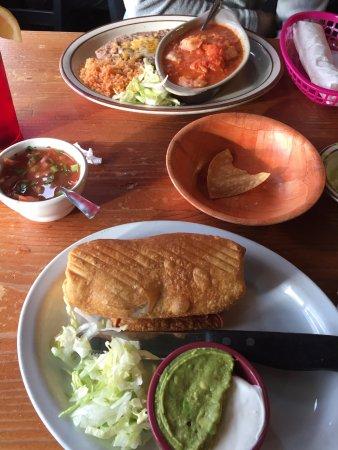 Castillo's Mexican Food: Gerichte