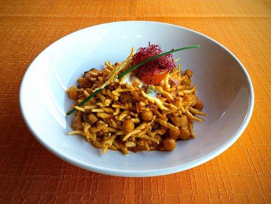 Jezera, Hırvatistan: excelent food